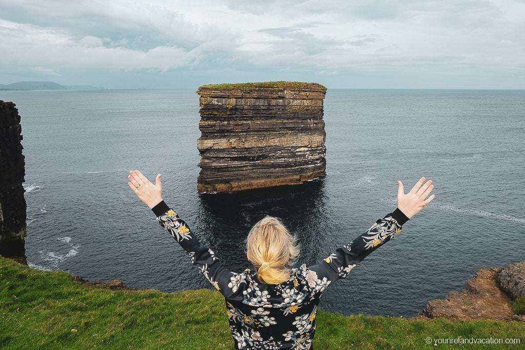 Downpatrick Head Ireland
