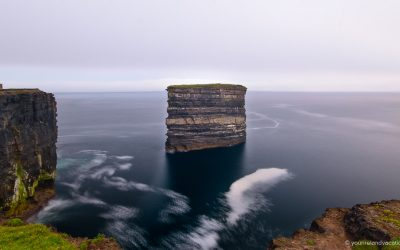 Downpatrick Head and Dún Briste Sea Stack