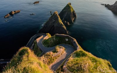Dunquin Pier, Kerry. Ireland's Sheep Highway!