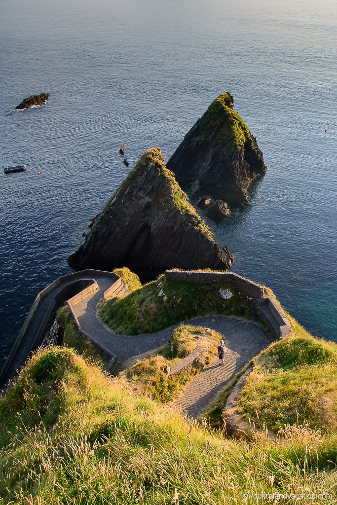 Ireland Dunquin Pier Dingle
