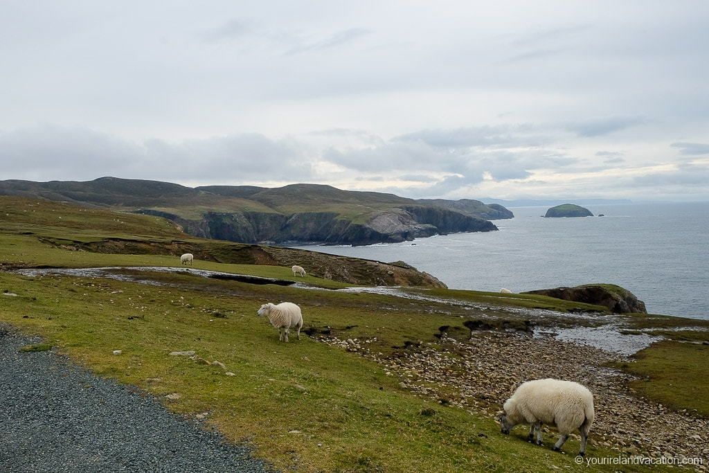 Arranmore Island Donegal
