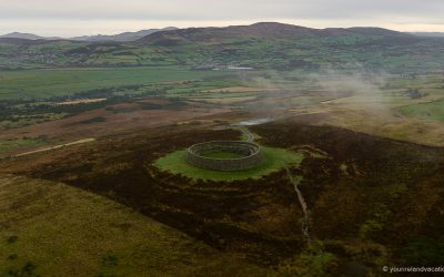 Grianan of Aileach Donegal: Ireland's Mysterious Hill Fort