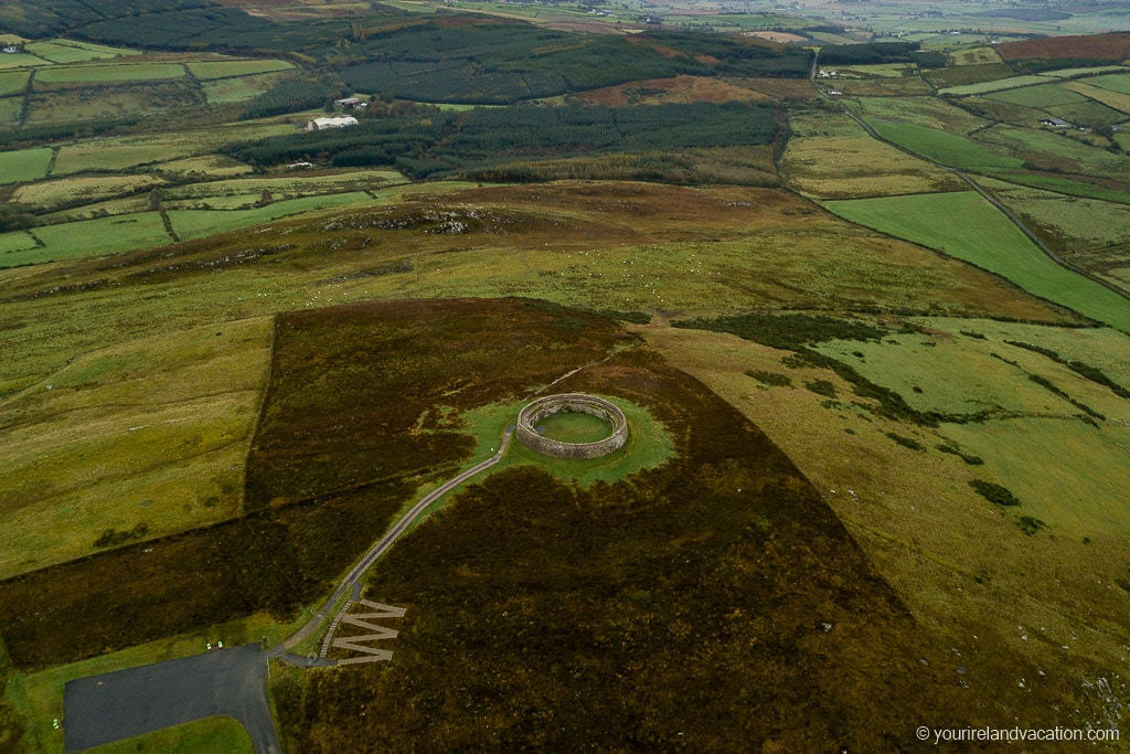 Grianan of Aileach Donegal