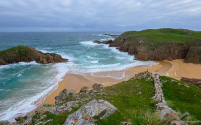 Murder Hole Beach, Donegal