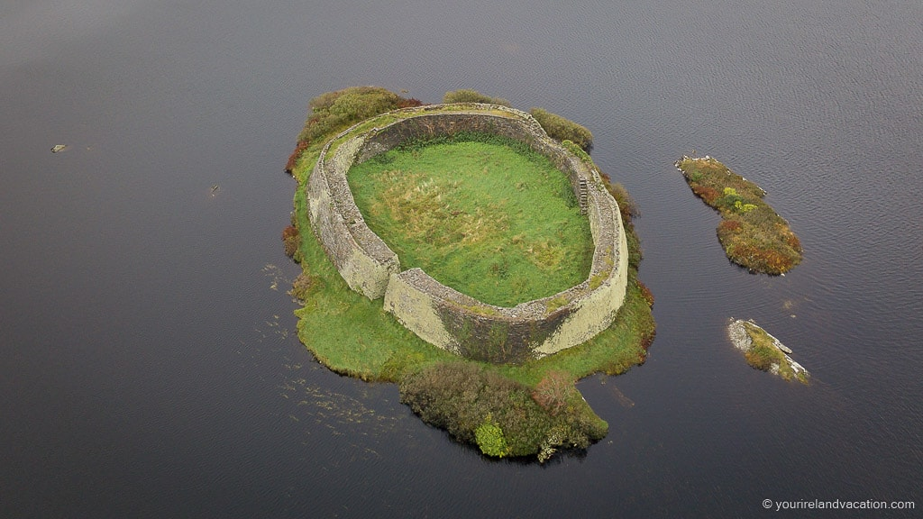 Doon Fort, Donegal: Ireland's Most Unique Fort!