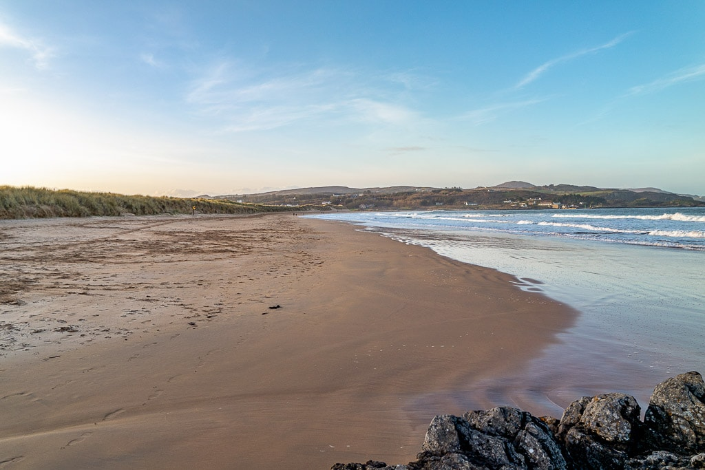 Culdaff Beach Donegal