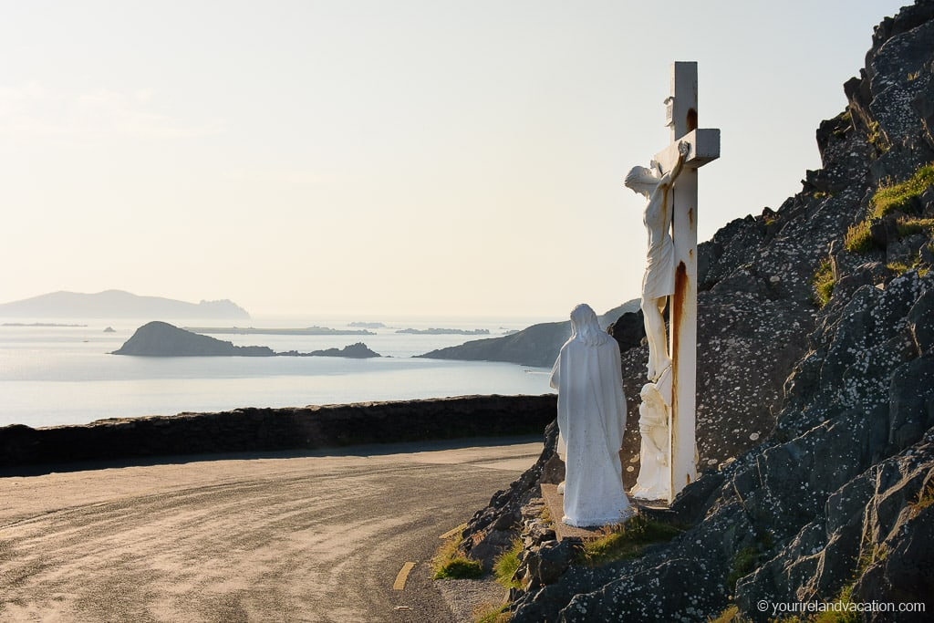 Slea Head Drive Crucifix