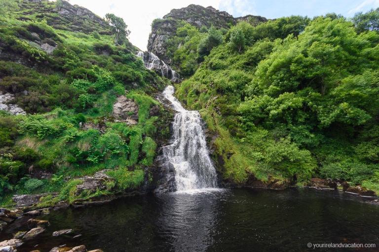 Assaranca Waterfall Donegal